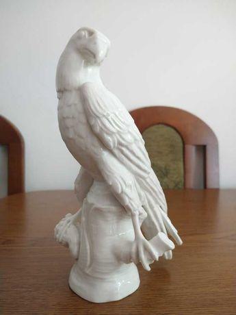 Figura Porcelana Kpm Berlin Jastrząb