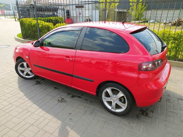 Seat Ibiza Sport 2007 2 литра