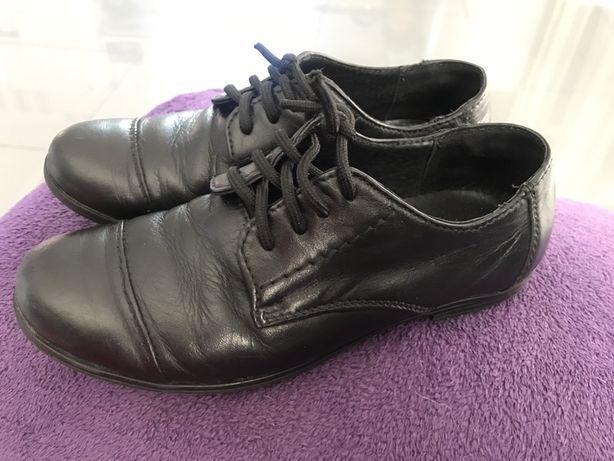 Туфли кожа 33р.