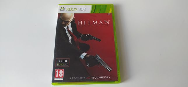 Xbox 360 gra Hitman Absolution