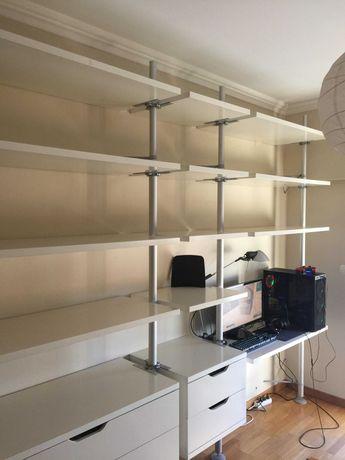 Stolmen IKEA estrutura de Estante OPORTUNIDADE