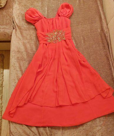 Платье праздничное XS-S