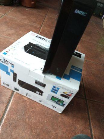 Nagrywarka twardodyskowa Emtec MOVIE CUBE 2TB FULL HD S900H