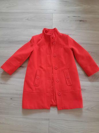 Płaszcz Mohito 36 czerwony