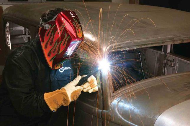 Услуги сварщика, кузовый ремонт авто, сварка порогов , арок и тд