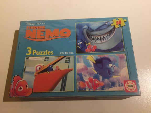 Puzzle Nemo Disney Pixar