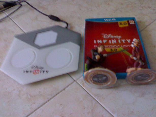 jogo starter pack wii U/ps4/ps3 infinity 3.0 completo