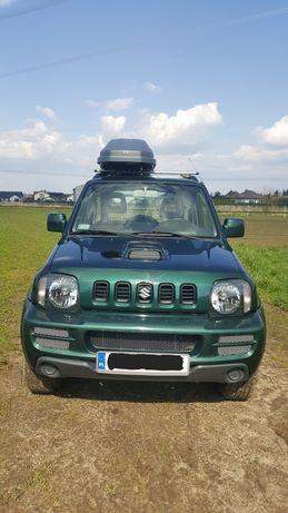 Suzuki Jimny diesel 1.4 terenowy