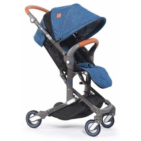 Прогулочная коляска Babysing I-Go Blue
