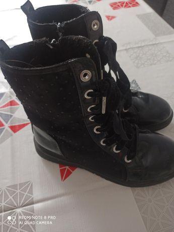 Traperki kozaczki, buty na śnieg 37