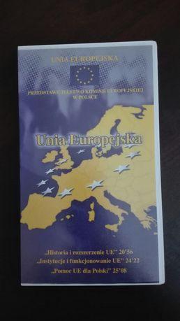 Kaseta vhs Unia Europejska