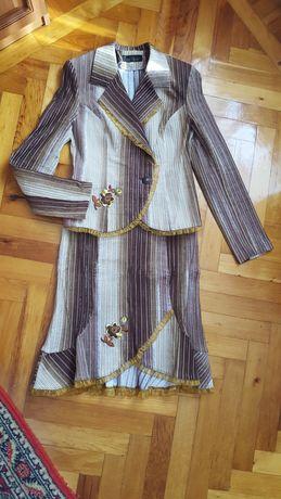 Беларусский костюм, женский костюм, размер 44-46