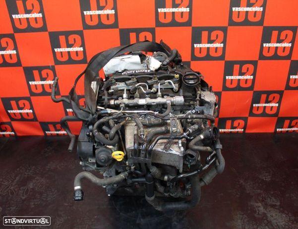 Motor para PEÇAS VW Golf VII 2.0 TDI 150cv 14´