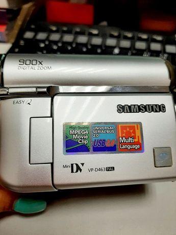 Видеокамера Samsung VP-D463 Фотокамера