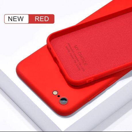 Чехол силиконовый Iphone 6 7 + 8 + Х Xs Xr Xs Max 11 12 Pro Max mini