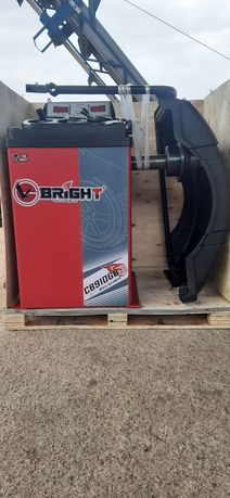 Балансувальний стенд Bright CB910GB станок для балансування коліс