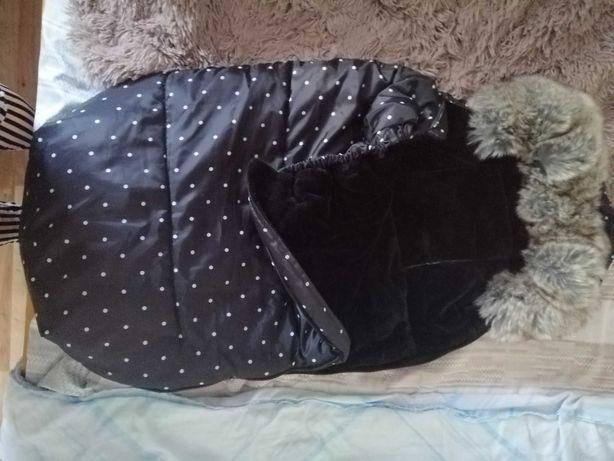 Sprzedam śpiwór zimowy