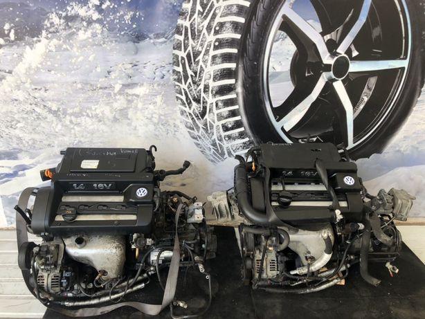 Двигун AXP, AKQ 1.4 16V Golf4 Polo Ibiza   Toledo skoda tour Bora a3