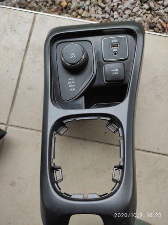 Панель управления полным приводом jeep compass 2017+