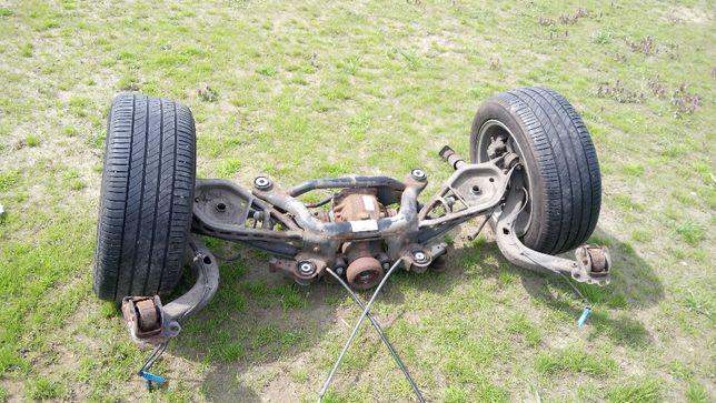 BMW X3 LIFT sanki tylne 2.0D177KM BMW X3 LIFT