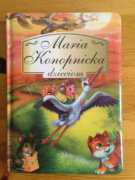 Książka dla dzieci: Maria Konopnicka Dzieciom