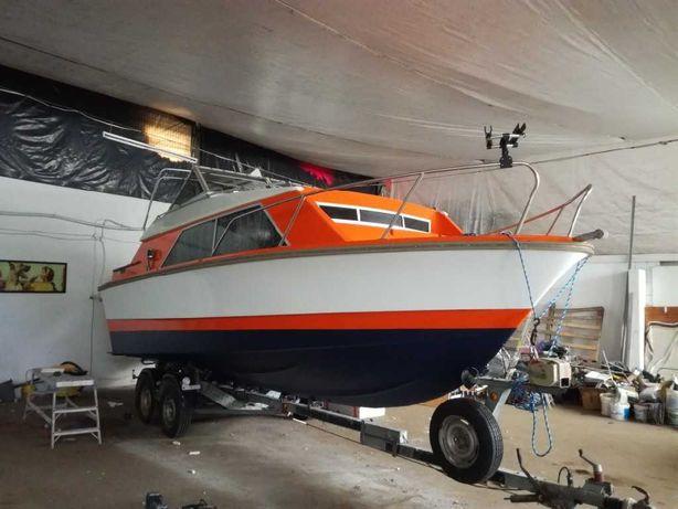 Łódka motorowa FIORD