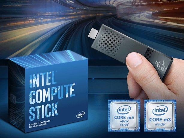 Intel Compute Stick STK2m3W64CC M3-6Y30/4gb LPDDR3/64gb eMMC/HD515