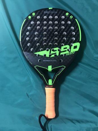 Raquete de padel Kuima 990 Precision Soft com grip Bullpadel