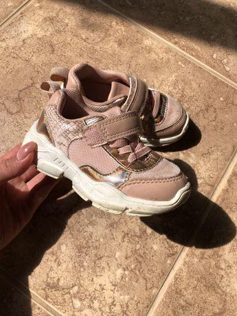 Красовки кросівки дитячі 22 р 14 см
