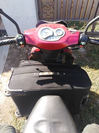Скутер kanuni, jamaha jog(rox)