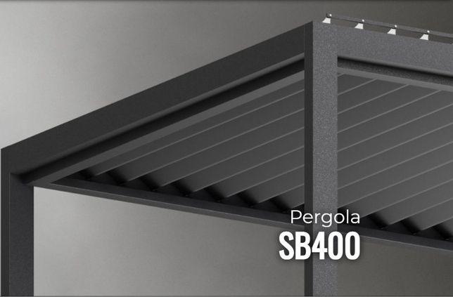 Pergola Aluminiowa altana z montażem 300x420 SELT Jastrzębie-Zdrój