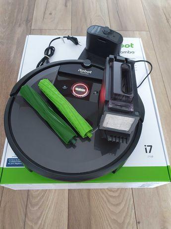 Robot sprzątający iROBOT Roomba I7   komplet   gwarancja
