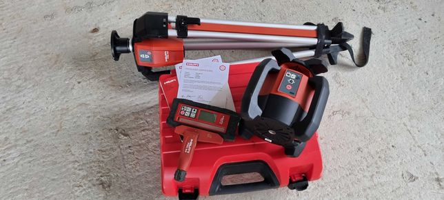 Niwelator laserowy Hilti Pr 30 Hvs A12  2021r