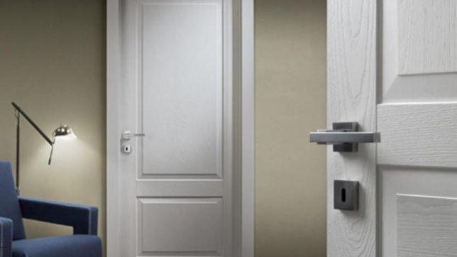 АКЦІЯ! Міжкімнатні двері / деревяні / шпоновані / ПВХ De Luxe