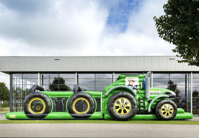 Insuflável Percurso Obstáculos Tractor - JB