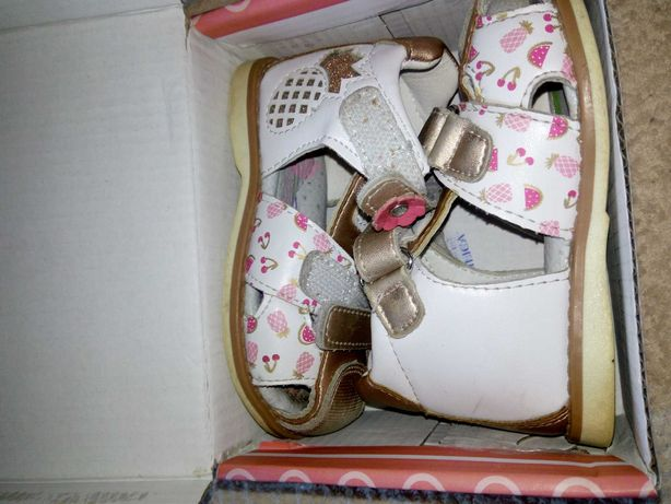 Обувь для маленькой принцессы