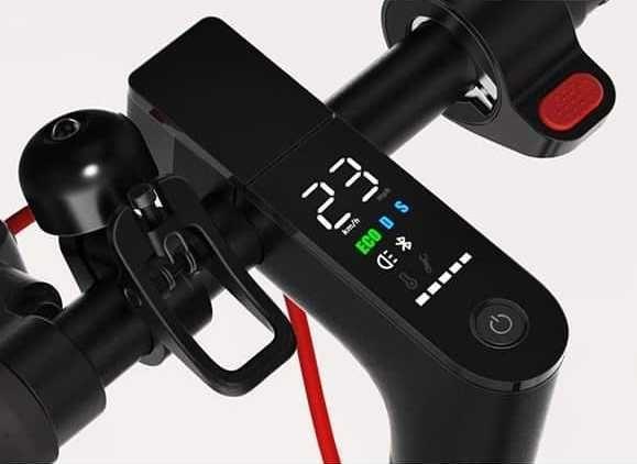 Электросамокат Crosser E9 Premium Air 10 inch (7,5Ah) - Чёрный Белый