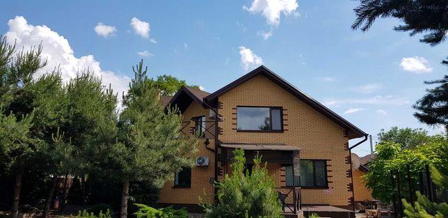 Продам новый дом с ремонтом на 11ти сотках! Рядом лес и речка!