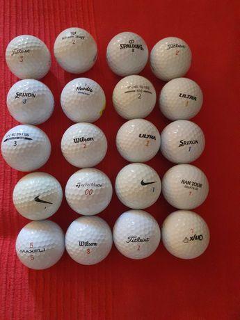 20 bolas várias marcas