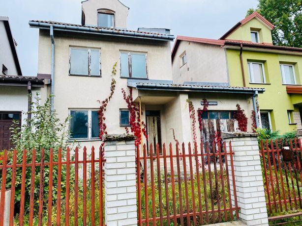 Do sprzedania dom w zabudowie szeregowej do wykończenia