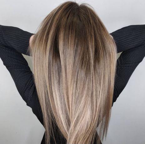 Всі види фарбування та вирівнювання волосся  Перукар Зачіски Поліруван