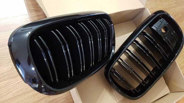 Ноздри Решетка Радиатора BMW X5 F15 X6 F16 двойные ламели