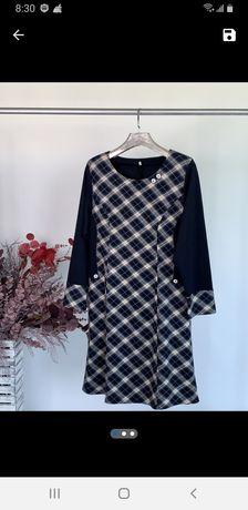 Новое отличное платье,  размер 56-58