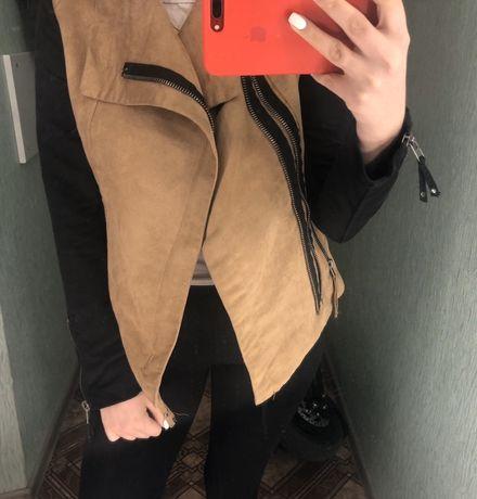 Куртка, ветровка, замшевая куртка