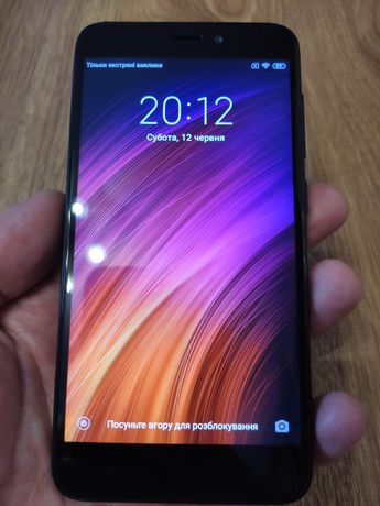 Продам телефон Xiaomi redmi 4x 2/16.