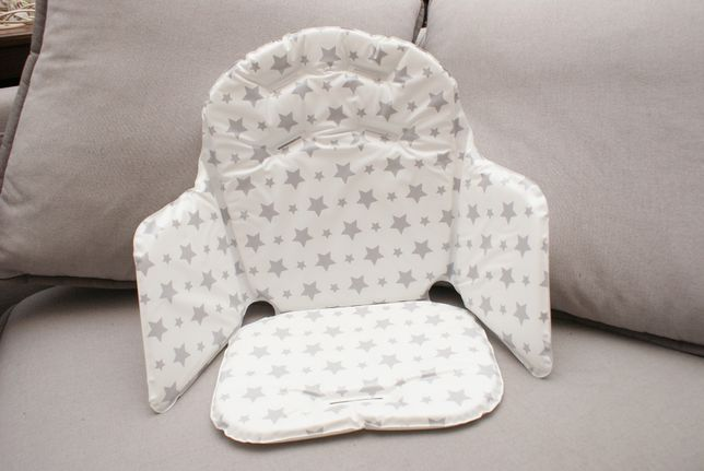 Wkładka do krzesełka do karmienia ceratka materacyk