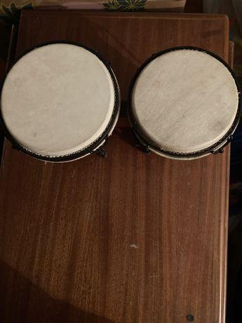 Instrumento musical - Bongo