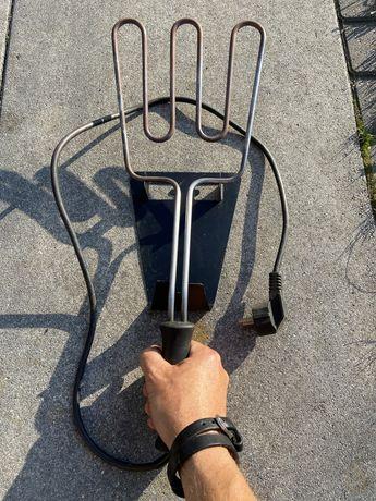 Grzałka elektryczna do rozpalania grila 220v