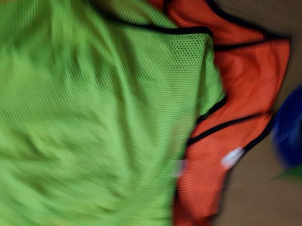 Coletes Seniores Laranja verde Florescente