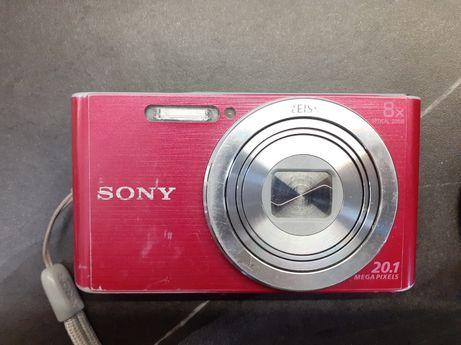 Aparat Sony Cyber-Shot DSC-W830 Różowy